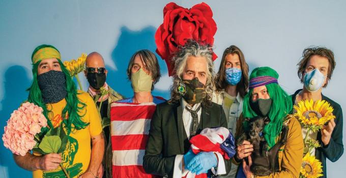 THE FLAMING LIPS  annunciano il nuovo album  AMERICAN HEAD  in uscita l'11 settembre su Bella Union [PIAS]