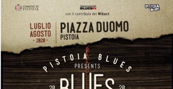 """PISTOIA BLUES presenta """"Blues Around"""" con Edoardo Bennato, Alex Britti, Raphael Gualazzi, Negrita, Eugenio in Via di Gioia"""