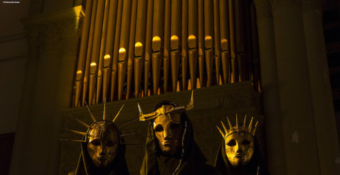 "IMPERIAL TRIUMPHANT - guarda il video di ""City Swine"""
