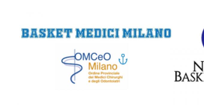 """Nazionale Basket Artisti torna in campo a Milano! La prima partita il 10/7 con i medici """"Eroi Italiani"""""""