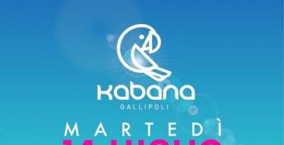 Kabana - Gallipoli (LE): dalle 18, musica & cocktail con Tommy Moretti & Ignazio, anche il 14 luglio '20