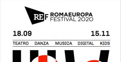 XXXV Romaeuropa Festival: dal 18 settembre al 15 novembre in scena nella Capitale il meglio della creazione contemporanea
