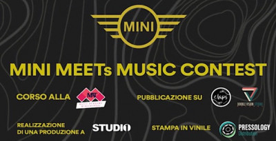 MINI MEETs MUSIC CONTEST: è possibile partecipare fino al 31 luglio