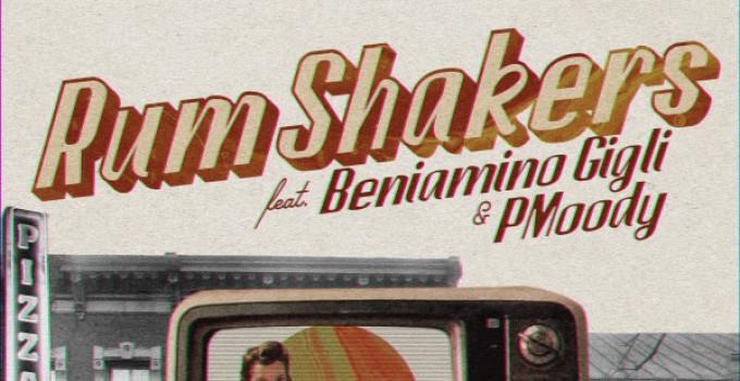"""Da venerdì 24 luglio in radio   RUM SHAKERS feat. Beniamino Gigli & PMoody   """"MAMMA"""""""