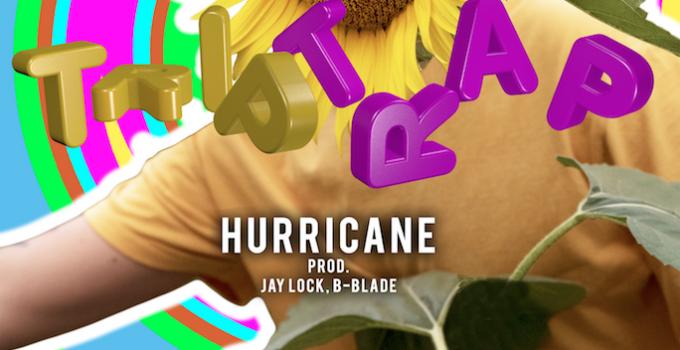 HURRICANE: esce oggi per Sony Music il nuovo singolo 'Trip Trap'