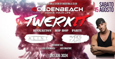 15/8 Twerk It fa muovere Golden Beach - Albisola Superiore (SV)
