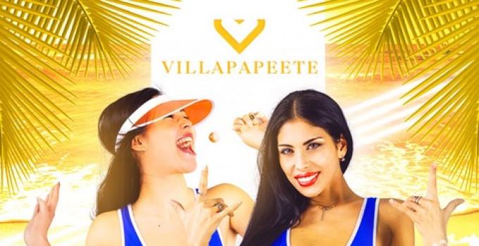 Vida Loca a Ferragosto a Villa Papeete... e tanti party in tutta Italia