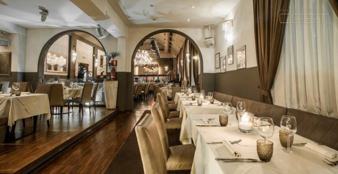Ristorante Cost: menu alla carta & dinner show, uno spettacolo di cena! Il 2/10 Ricky Acevedo ed il 3 Facchini Dj