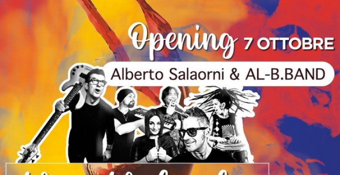Alberto Salaorni & Al-B.Band @ Wine Wednesday - Signorvino Affi (VR)
