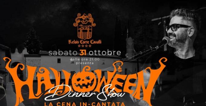 31/10 Alberto Salaorni & Al-B.Band: cena in-cantata @ La Dinastia Restaurant - Ponti sul Mincio (MN)