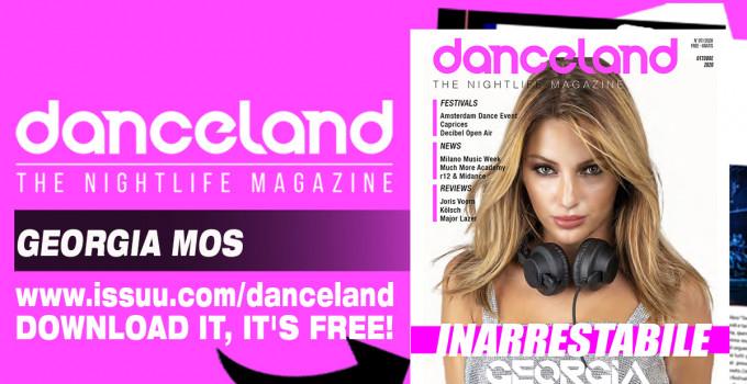Danceland: on line il numero di ottobre 2020