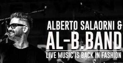 Alberto Salaorni & Al-B.Band al Berfi's Verona il 31 ottobre 2020, dalle 19 alle 24