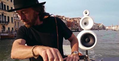 Venezia vista dalla barca eletronica di Benny Benassi e Pequod Acoustics: su YouTube dal 26/10