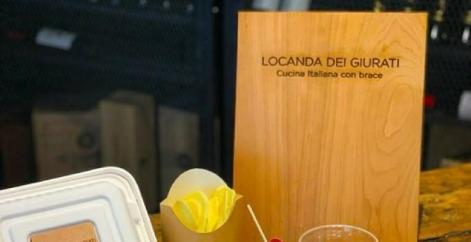 Locanda dei Giurati - Como: Delivery e Take Away ogni giorno, a pranzo e a cena