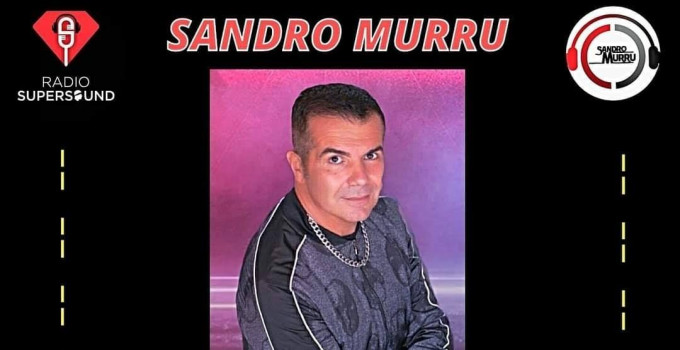 Sandro Murru Kortezman: tanta musica in radio, sul web e pure a pranzo!