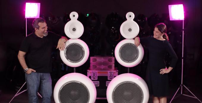 Pequod Acoustics, gli speaker Made in Italy al 100% che si fanno sentire (e vedere) nel mondo