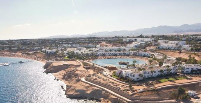 Domina Coral Bay (Sharm El Sheik), rifugio di relax scelto da artisti e personaggi del piccolo schermo