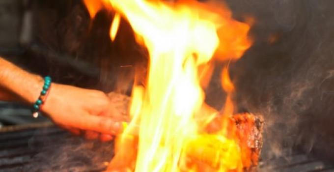 Locanda dei Giurati (Como), la brace torna ad ardere ogni giorno a pranzo