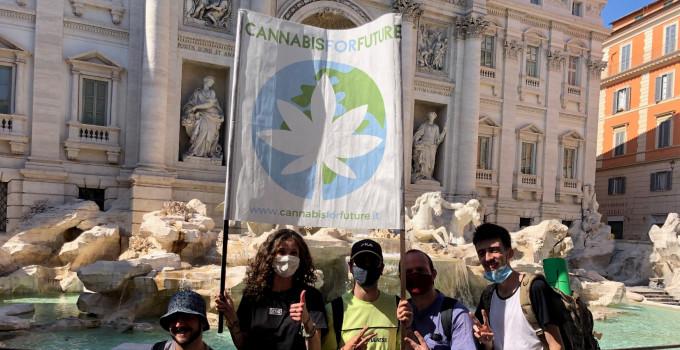 """""""Cannabis for Future"""" in piazza per il 420"""