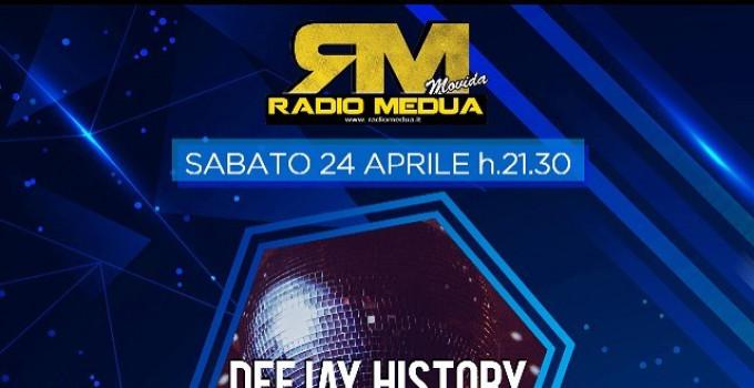 International Dance by Pietro Gagliostro, il 24 aprile ospita la Deejay History Como