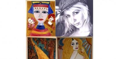 Azora Rais, alla scoperta dei suoi suoi quadri