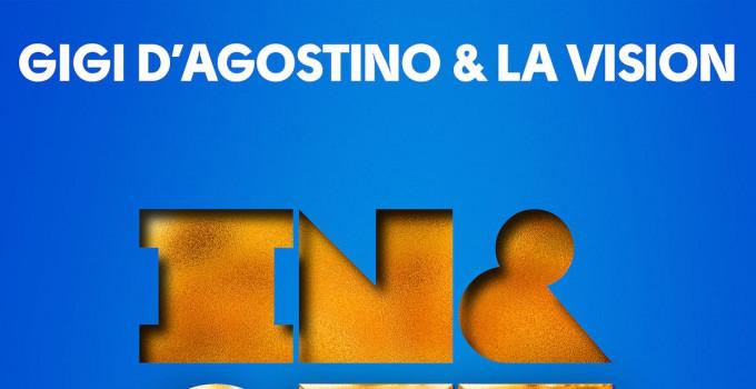 Gigi D'Agostino e LA Vision: IN & OUT