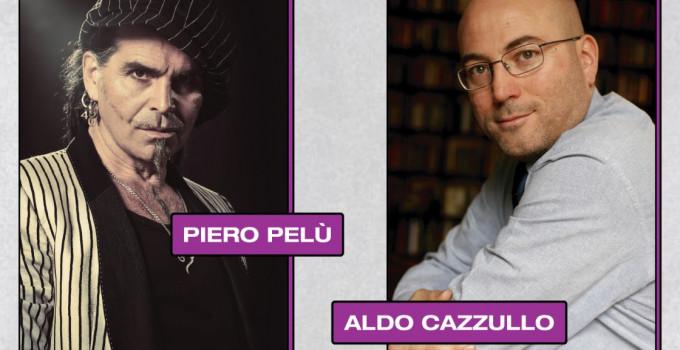 """Dante diventa Rock, con Piero Pelù ed Aldo Cazzullo in: """"A Riveder Le Stelle"""""""