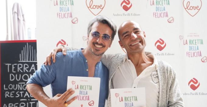 La Ricetta della Felicità di Luciano Mancini, la presentazione a Milano