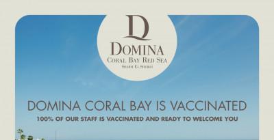 Go Sharm! L'estate 2021 di Domina Coral Bay