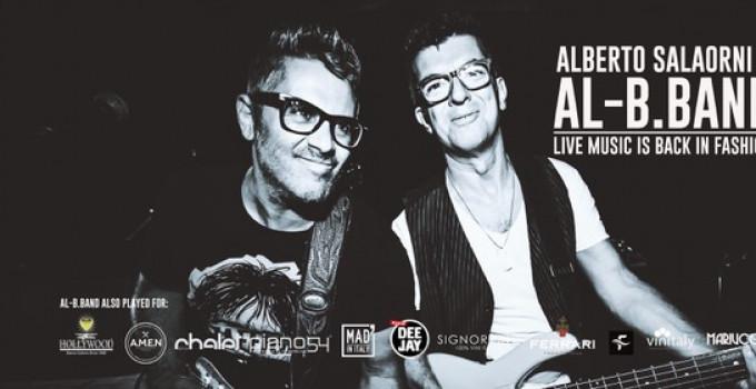 Alberto Salaorni & Al-B.Band il 20/6 al Signorvino Affi (VR)