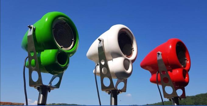 Zephyrus, Pequod Acoustics porta l'Hi-Pro Audio in uffici, sale conferenze, studi, spazi personali...