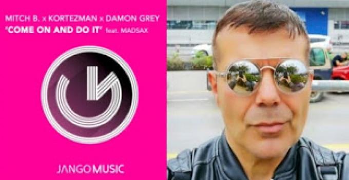 """Sandro Murru Kortezman: """"Come On And Do It"""" è il singolo nuovo"""