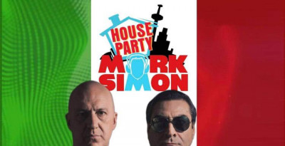 "MFX2 (Marco Fratty & Marco Flash): dj set per House Party su Mersey Radio Uk... e il 25/6 arriva ""Saving your Loving"""