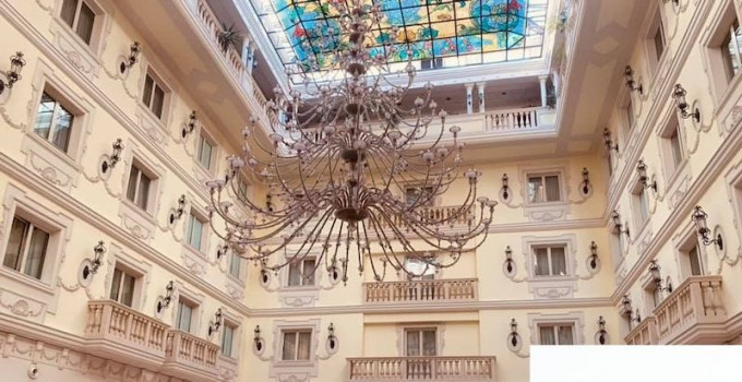 Francois Fashion Festival: la location sarà lo splendido Grand Hotel Vanvitelli, a Caserta