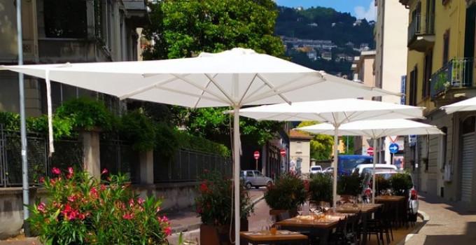 Locanda dei Giurati - Como: il nuovo dehor per gustare al fresco le migliori carni al mondo