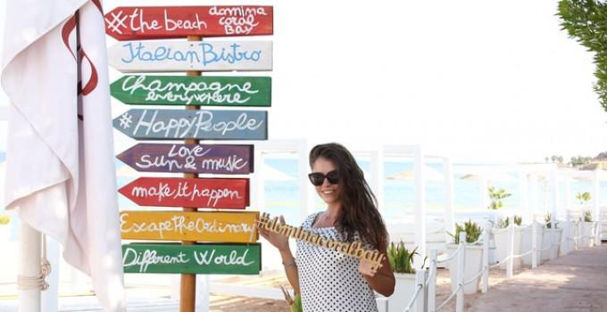 Domina Coral Bay - Sharm El Sheikh: un selfie come pass per le foto degli ospiti... grazie a Pica
