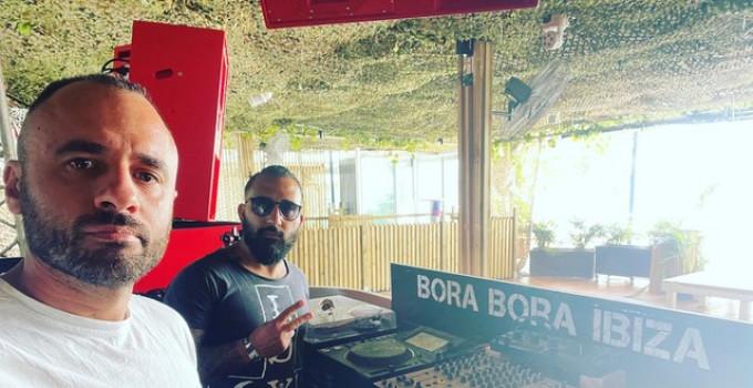 I D Beat ancora protagonisti a Ibiza, per il Kleos Showcase @ Bora Bora Beach Club