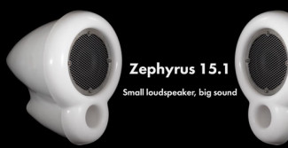 Pequod Acoustics, ecco Zephyrus, l'Hi-Pro Audio per spazio
