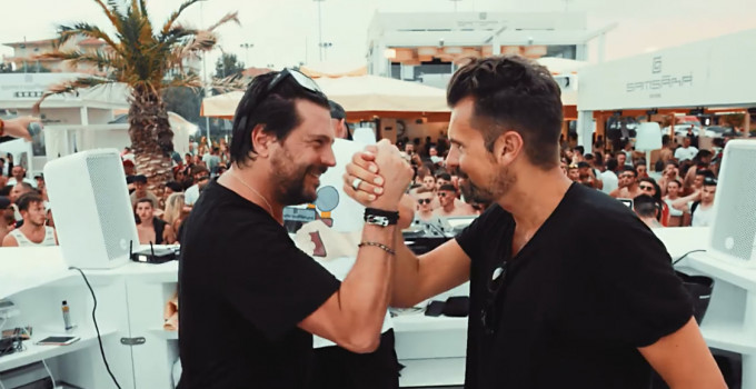 "Stefano Pain & Francesco Pittaluga: arriva ""Good Times"", una bomba funky house"