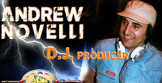 Andrew Novelli: tanta nuova musica sulla sua Kantara Records