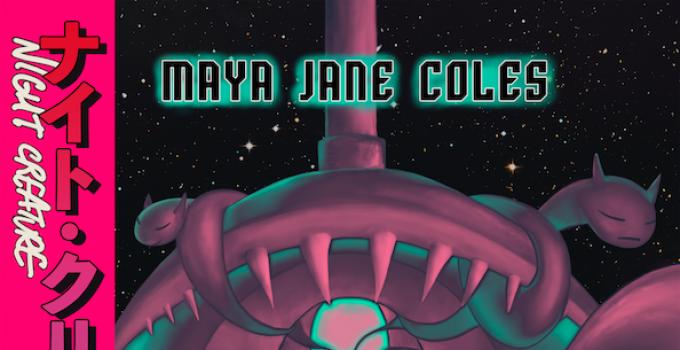 MAYA JANE COLES: UN NUOVO ALBUM  IN USCITA IL 29 OTTOBRE