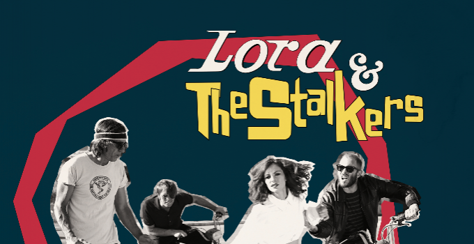 LORA AND THE STALKERS: iL NUOVO ALBUM 'NO DESIRE CONTROL' IN ARRIVO IL 17 SETTEMBRE. FUORI IL PRIMO SINGOLO 'LONELY HEART'