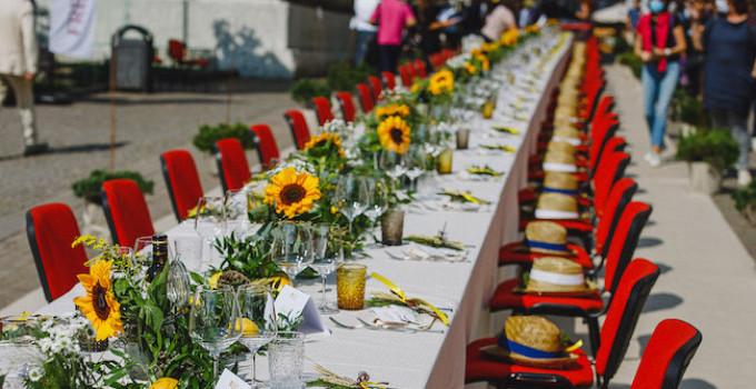 11-12 settembre: Cortina è pronta ad ospitare  la quinta edizione del The Queen Of Taste.