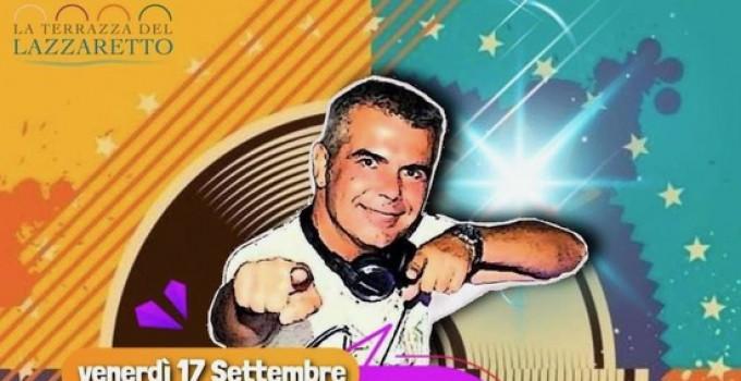 Sandro Murru Kortezman - Il 17 settembre già Sold Out la cena della Terrazza del Lazzaretto - Cagliari