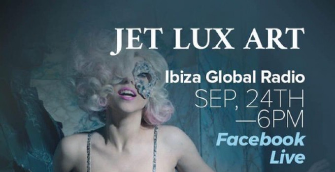 Il 24/9 Jet Lux Art Live Streaming Facebook by HPS Ibiza, Pequod Acoustics dalle 18