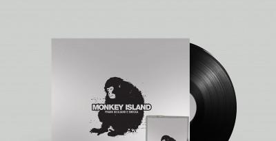 """Frank Siciliano e DJ Shocca: arriva la ristampa di """"Monkey Island"""""""