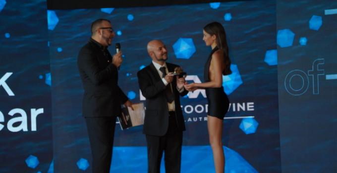 Gigi Les Autres ha condotto la 37° edizione di THE LOOK OF THE YEAR